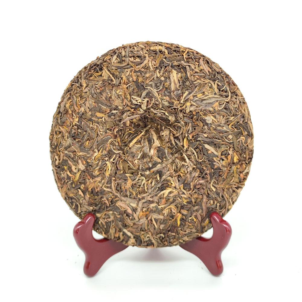 千家寨古树普洱茶